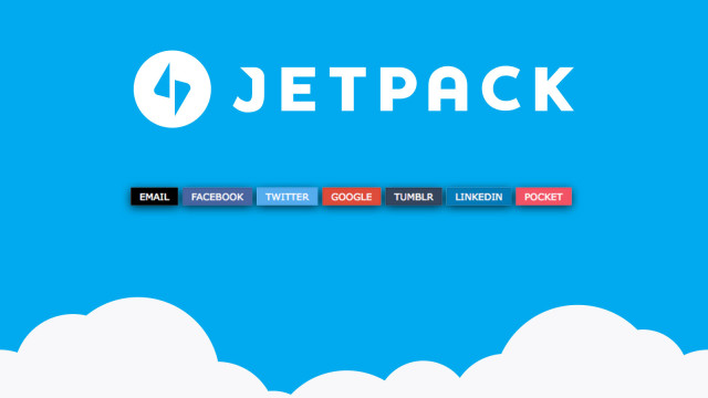 Customizing Jetpack Sharing Buttons