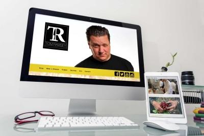 Tom Ramsey Site Design