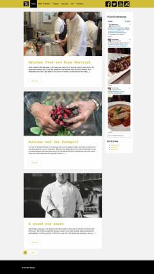 Tom Ramsey Blog
