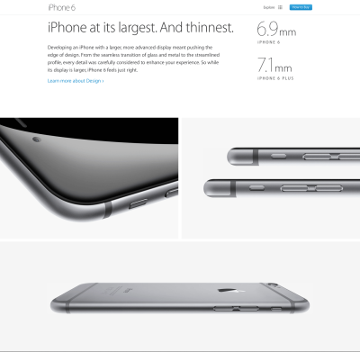 iPhone Page